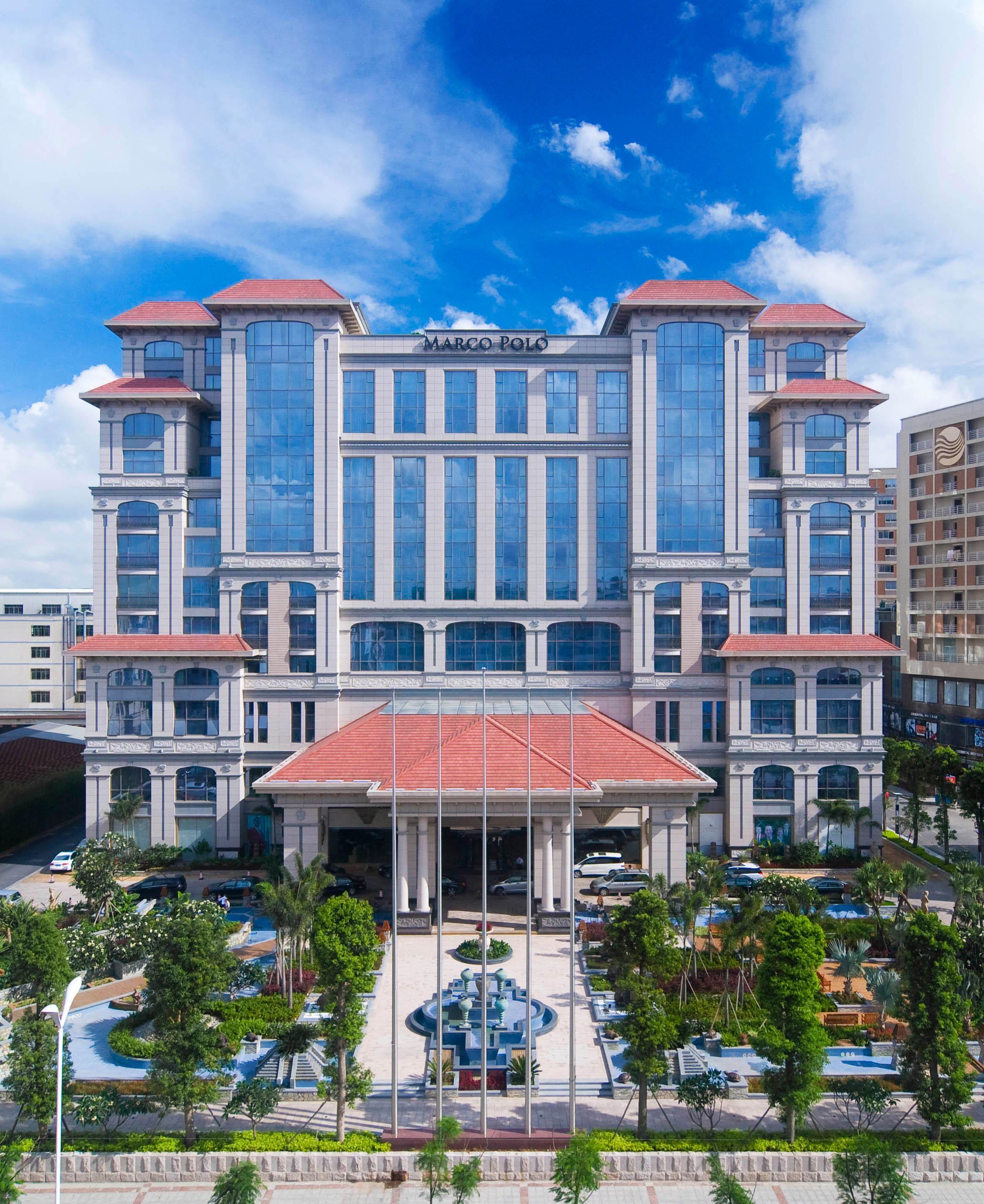 マルコポーロ晋江 (晋江馬哥孛羅大酒店)