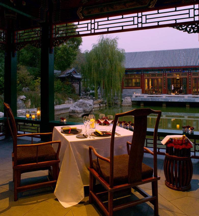 アマンサマーパレス北京 the aman at summer palace