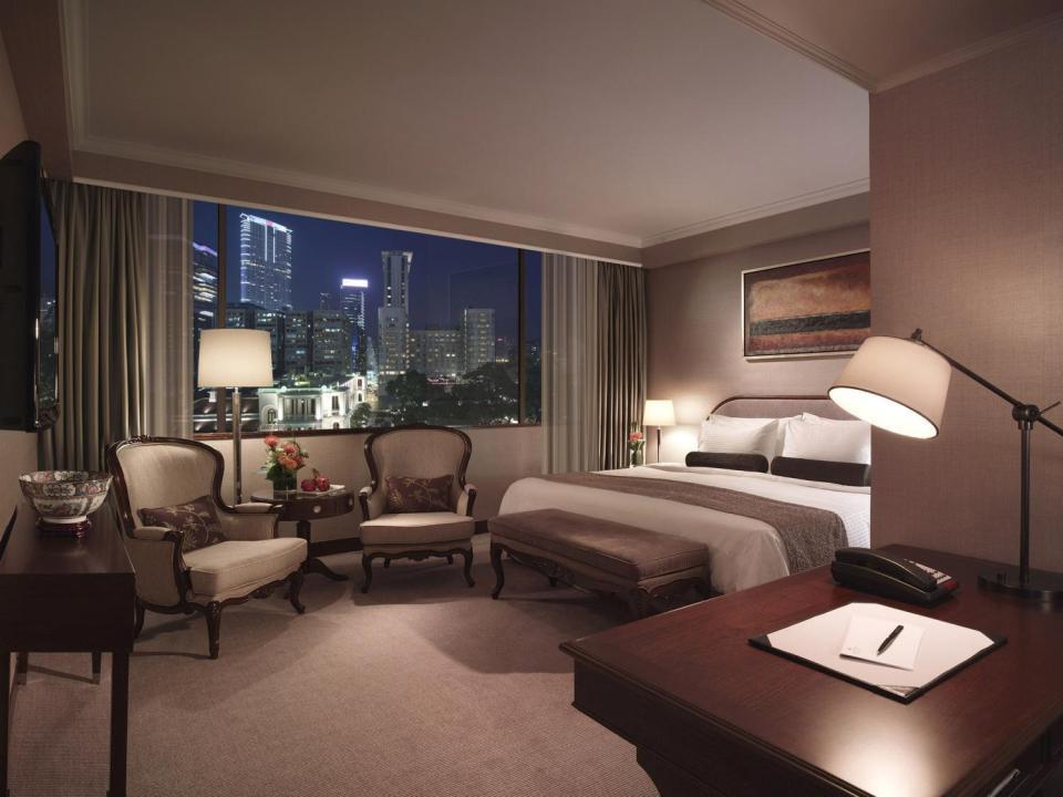 マルコポーロ香港ホテル (馬哥孛羅香港酒店)