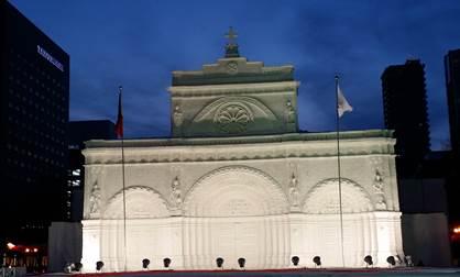 マニラ大聖堂 夜.jpg